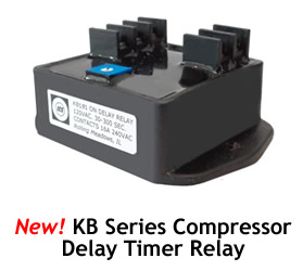 compressor lockout delay